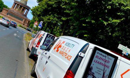 Google der Straße erobert Berlin