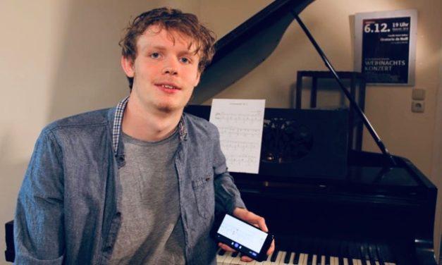 Die Musikrevolution beginnt!18 jähriger verantwortet AI App und erreicht Top 50 Apps in Deutschland