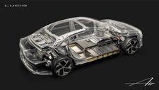 Elektromobiles Raumwunder: Lucid Motors sorgt für viel Platz im Lucid Air