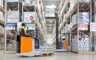 Wasserstoff in der Logistik: Jetzt noch Fördermittel beantragen für Flurförderzeug-Flotten mit Brennstoffzellenantrieb